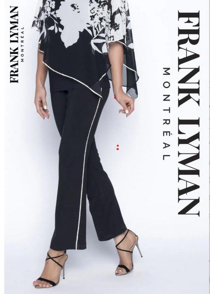 Frank Lyman, Spodnie z lampasem zdobione dżetami